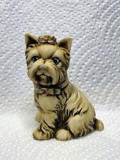 Harmony Kingdom Artist Neil Eyre Designs Yorkie Yorkshire Terrier Dog pup puppy