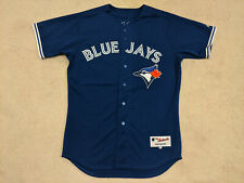 Toronto Blue Jays 2014 Colby Rasmus team issued authentic alternate jersey
