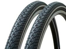 """2 x 28"""" Fahrradreifen pannensicher 700 x 38 40-622 Reifen mit Reflexstreifen"""