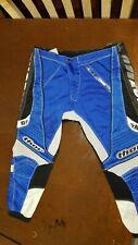 Youth's Thor Mx Phase Thormx Motocross Pants Blue Size 24