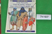 osprey men at arms moors islamic west 7th-15th centuries AD no.348 book (701657)