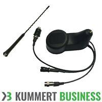 Antenne Dachantenne für VW Passat Stabantenne Antennenfuss GPS GSM RAKU 2 Navi