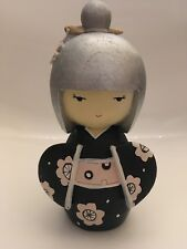 Japanese Hina Doll Money Box Gleneagles Studio