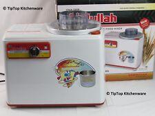 Abdullah Food Processor Dough Kneader Atta Mixer Roti Machine Chapati
