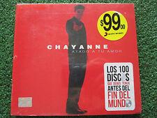 CHAYANNE **Atado A Tu Amor** DELETED DIGIPACK CD Mexico SEALED