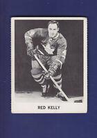 Red Kelly 1965-66 Coca-Cola Coke Cards Hockey (EX) Toronto Maple Leafs