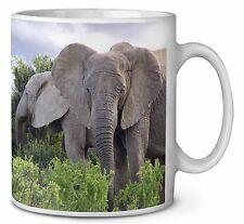 African Elephants Coffee/tea Mug Christmas Stocking Filler Gift Idea