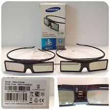 Lot Of 2 - Samsung 3D Active Glasses SSG-4100GB Full HD Smart TV Needs Batteries