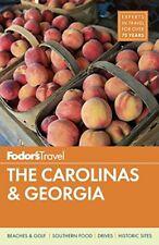 Fodors The Carolinas & Georgia (Full-color Travel
