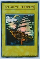 YuGiOh Set Sail for the Kingdom YGLD Ultra Rare