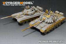 Voyager 1:35 Modern Russian T-64A Mod.1981 MBT Smoke Discharger Include PE35637*