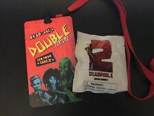 DEADPOOL 2: Exclusive rare AMC LANYARD, DESKTOP COLLECTIBLE, IMAX double feature