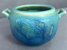 Rookwood Arts & Crafts 1914 Charles Todd Ombroso Carved Blue Green Matte Vase