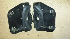 USED $30.00  - THROW-OVER SADDLEBAGS