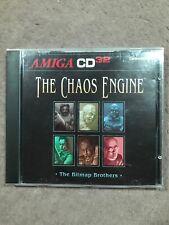 The Chaos Engine Commodore Amiga cd32 Game Uk CiB Jewel Case