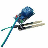 Electronics Soil Moisture Hygrometer Detection Humidity Relay Sensor Module