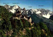 Fürstentum LIECHTENSTEIN Schloss Castle VADUZ Castello, AK ca. 70/80er Jahre