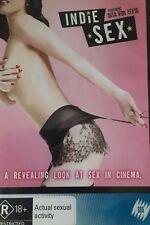 Indie Sex Featuring Dita Von Teese SBS Documentary Region 4 DVD VGC
