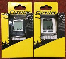 Ciclocomputer Cuentakilómetros Bici Wireless Cycertec 11 Funciones Ciclo