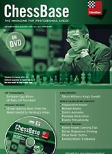 ChessBase Magazin 163: Heft + DVD - Schach NEU !!