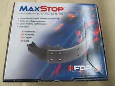 BRAND NEW MAXSTOP 629 REAR BRAKE SHOES FITS *SEE CHART*