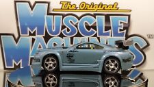 TOMUSCLE MACHINES - SS TUNER - (1997) '97 TOYOT SUPRA (BLUE) - 1/64