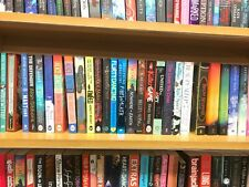 Job lot of 20 paperback fiction books for young adults