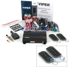 Viper 5101 Remote Start and Keyless Entry