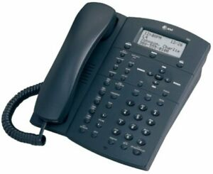 AT&T 964 Corded Expandable 4-Line Intercom Digital Answering System (Graphite)
