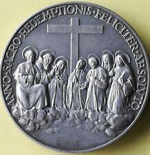 Stato Pontificio, Pio XI (1929-1938) Medaglia A. XIII 1934 Arg. fdc