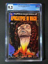 True Crime Comics Special #2 CGC 9.2 (1993) - Apocalypse in Waco - David Koresh