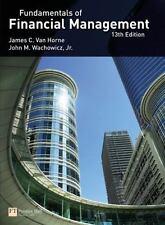 Van Horne:Fundamentals of Financial Management (TP) J.