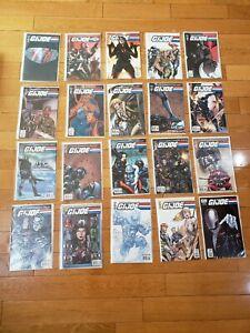 G.I. Joe (2008 series)IDW comics LOT of 20 Books Fast shipping