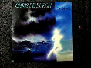 "CHRIS DE BURGH THE GETAWAY PROMO VINYL LP  ""DON'T PAY THE FERRY MAN"" -  1982"