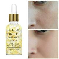 24k Gold Hyaluronic Acid Essence Anti-Wrinkle & Face ml Glowing 10-50 Serum N6F7