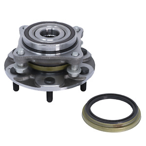Front Wheel Bearing Hub Assembly 1pc For 2005-2018 Tacoma 2003-2019 4Runner 4WD