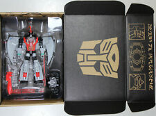 Transformers Generations Selects ~ RED SWOOP DINOBOT FIGURE ~ Deluxe Class