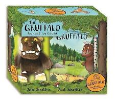 The Gruffalo: Book and Toy Gift Set by Julia Donaldson (Multiple copy pack, 2017)