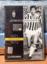 DVD JUVENTUSIASMANTE 1971-1972 ARRIVA BETTEGA NUOVO SIGILLATO