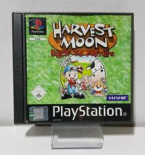 PS1 Sony Playstation 1 Spiel - Harvest Moon Spiel -Back to Nature OVP+Anl. A5252