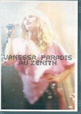DVD ALL ZONES CONCERT--VANESSA PARADIS--LIVE AU ZENITH 2001