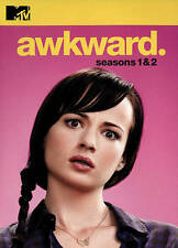 Awkward ~ Complete First & Second Season One & Two (1-2) ~ NEW 4-DISC DVD SET
