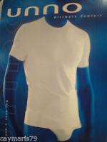 camiseta hombre manga corta UNNO talla 56 / EG NUEVA t-shirt man