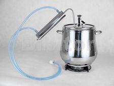 15 liter Stainless Steel  Pressure Cooker & Distiller Alcohol Moonshine