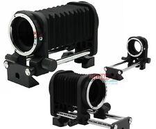Macro Extension Bellows for Nikon D300 D80 D200 D40 D70