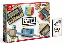 Nintendo LABO Variety Kit - Toy Con 1 (Switch) IN STOCK NOW Fast Free UK P&P