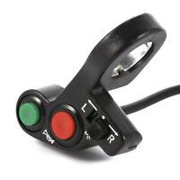 "Motorcycle Motorbike 7/8"" Handlebar Headlight Turn Signal Control Switch MA518"