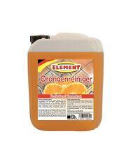 Orangenreiniger 10 Liter Fleckentferner Konzentrat Orangenöl Reiniger Fettlöser