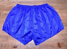 JAKO VINTAGE NYLON SHINY FOOTBALL RUNNING RETRO 80s 90s SHORTS SPRINTER D9 XXL
