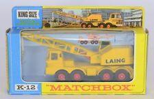 Matchbox Kingsize Scammell Diecast Cars, Trucks & Vans